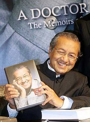Image result for Mahathir the destroyer of institutions