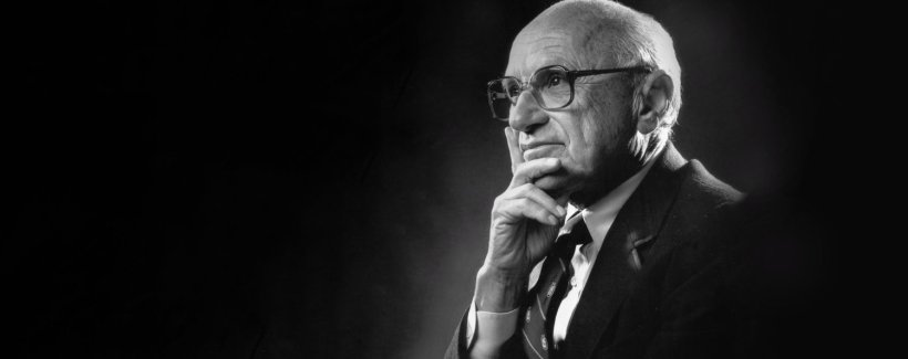 Image result for milton friedman