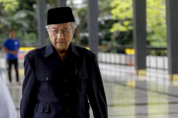 Image result for Mahathir pandering to Islamophobia
