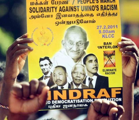 Image result for hindraf malaysia