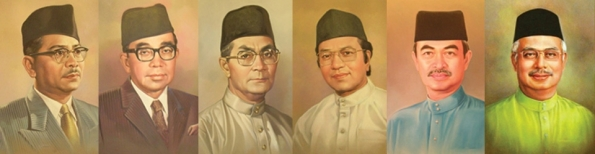 Image result for Prime Ministers of Malaysia