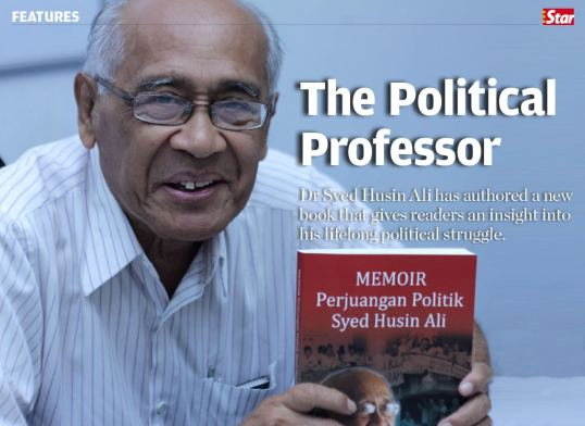 Image result for syed husin ali