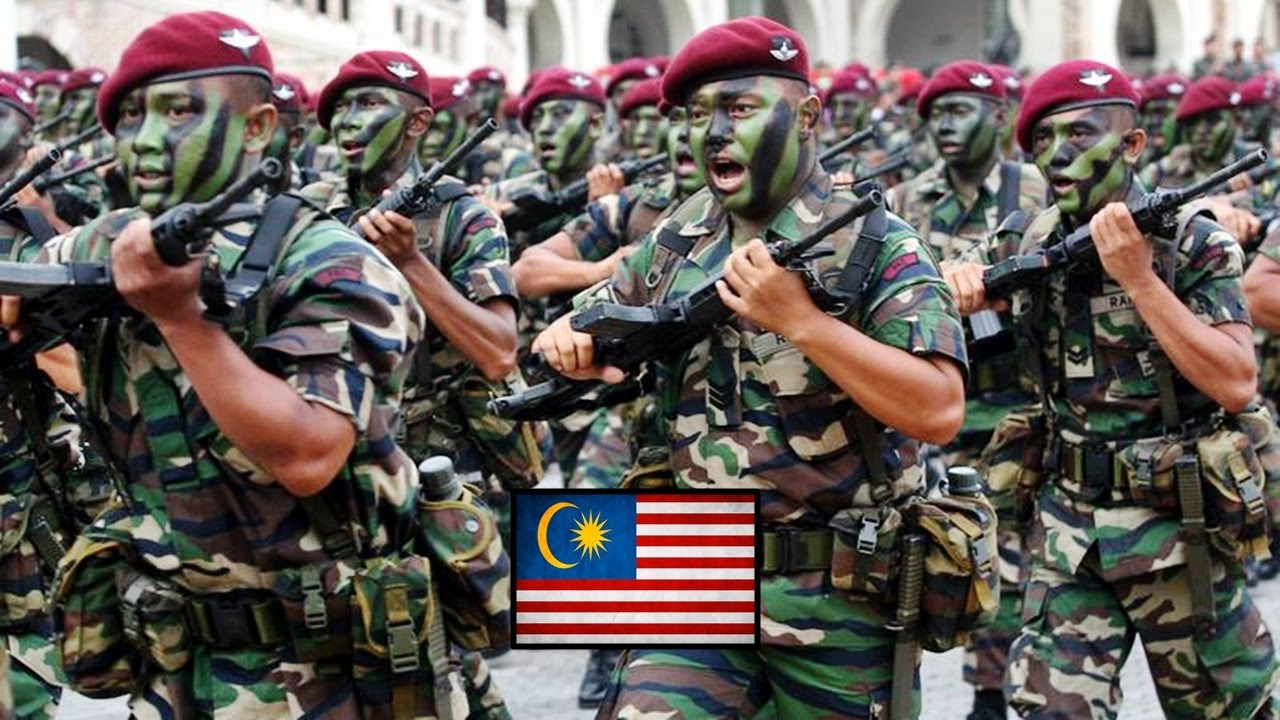 the malaysian ministry of defense Both sides carried out another iteration of a key bilateral exercise focused on amphibious operations.