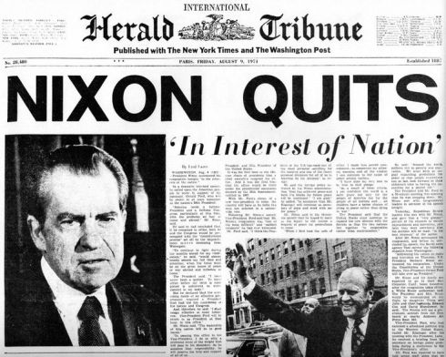 Image result for Richard Milhous Nixon