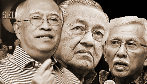 Image result for Sanusi Junid and Anwar Ibrahim