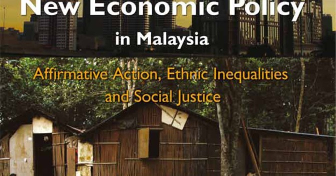 new economic policy of malaysia The ipp aims to provide policy practitioners with a simple and  while malaysia has achieved robust economic growth in the past  the new economic.