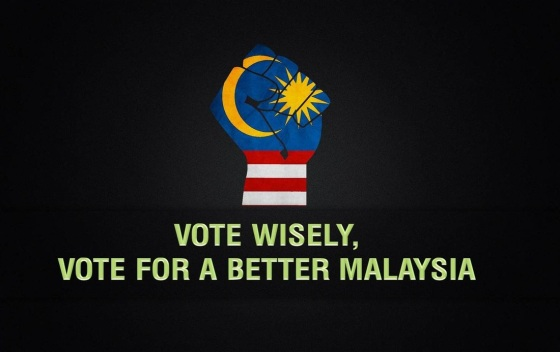 Image result for Malaysia  Vote for Change 2018