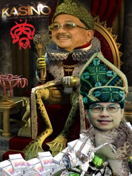 Image result for Political frogs in Sabah