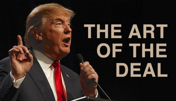 Image result for Donald Trump and the Art of the Deal