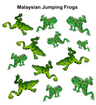Image result for political frogs in malaysia